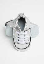 shooshoos - Chillin sneaker - silver