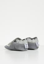 shooshoos - Silver fox slip on - grey