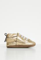 shooshoos - Gold soko sneaker - gold