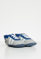 shooshoos - Cypress sneaker - blue & grey