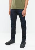 G-Star RAW - 3301 Slim denim jeans - navy