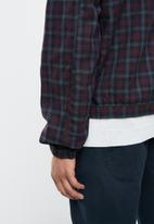 New Look - Check harrington jacket - multi