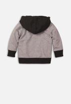 MINOTI - Hooded top - grey