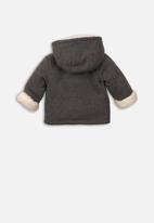 MINOTI - Duffle coat - grey
