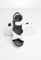 Superbalist - Sloan chunky sandal - white