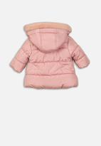 MINOTI - Padded jacket - pink