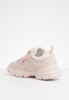 Superbalist - Parker sneaker - blush