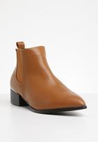 Superbalist - Jess ankle boot - tan