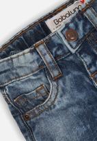 MINOTI - Denim jean - blue