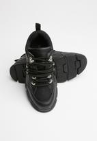 Superbalist - Parker sneaker - black