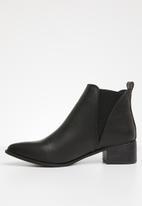 Superbalist - Daniela ankle boot - black