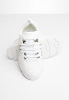 Superbalist - Parker sneaker - white