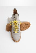 Superbalist - Reagan lace up boot - grey