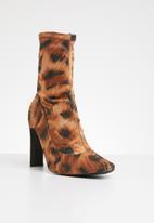 Superbalist - Remi sock boot -  multi