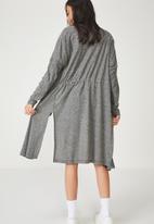 Cotton On - Mila cardigan - grey