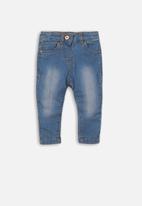 MINOTI - Basic denim jean - blue