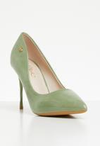 Miss Black - Nomi court - green