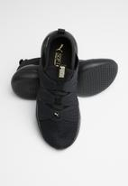 PUMA - Flourish - Puma black-metallic gold