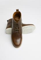 Superbalist - Mason lace up boot - brown