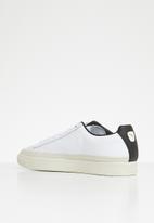 PUMA - Basket Trim - Puma white - Whisper white - Puma black