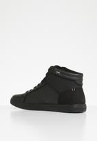 ALDO - Hi top sneaker - black