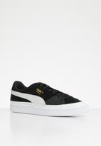 PUMA - Suede skate - Puma black-Puma white