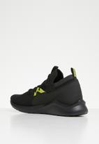 PUMA - Emergence future - Puma black-charcoal grey-fizzy yellow