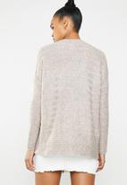 Superbalist - Soft touch turtle neck knit - brown