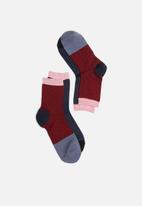 Hysteria - Kajsa gift box socks set - multi
