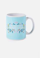 Typo - Anytime mug - can't rush perfection