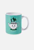 Typo - Anytime mug - green