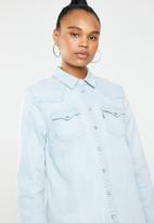 Levi's® - Ultimate western shirt - blue