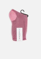 Hysteria - Emma ankle socks - pink
