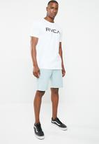RVCA - Balance hybrid walkshorts - blue