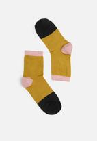 Hysteria - Liza ankle sock - multi