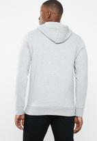 Reebok Classic - Foundation Starcrest hoodie - grey