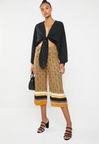 STYLE REPUBLIC - Kimono blouse - black