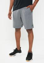 Reebok - Speedwick shorts - grey