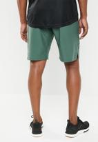 Reebok - Epic lighweight shorts - green