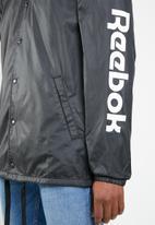 Reebok Classic - CL GP windbreaker - black