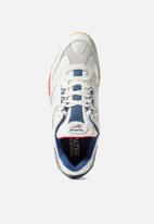 Reebok Classic - Classic Leather Ati 90s - chalk   grey   washed blue   red be05db62b
