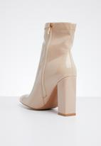 Public Desire - Rejoice ankle boot - neutral
