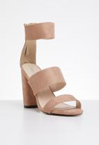Public Desire - Soda heel - pink