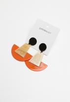Superbalist - Zuri shaped earrings - multi