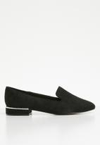ALDO - Adardoma slip on loafer - black
