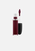 MAC - Retro matte liquid lipcolour - high drama