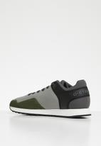 G-Star RAW - Calow Sneaker - slab grey/combat