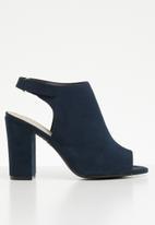 New Look - Comfort flex heel - navy