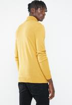 Superbalist - Roll neck knit - yellow
