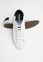 Converse - Chuck Taylor all star - ox - egret/black/white